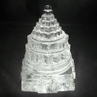 3D Crystal Shri Yantra